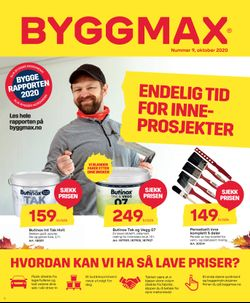 Byggmax null